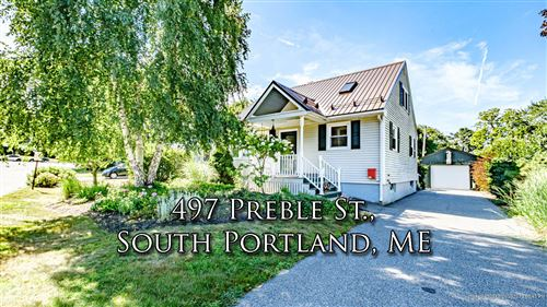 Photo of 497 Preble Street, South Portland, ME 04106 (MLS # 1464002)