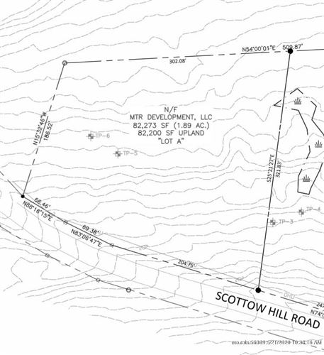 Photo of 47 Lot A Scottow Hill Road, Scarborough, ME 04074 (MLS # 1453028)