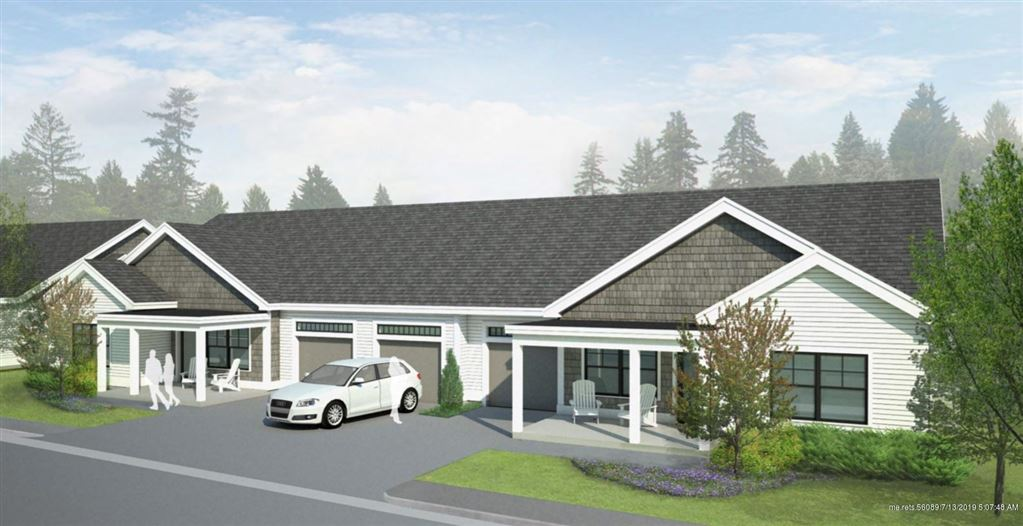 Photo for 15 Mill Commons Drive #15, Scarborough, ME 04074 (MLS # 1410084)