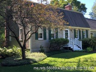 Photo of 21 Seaborne Drive, Yarmouth, ME 04096 (MLS # 1450090)