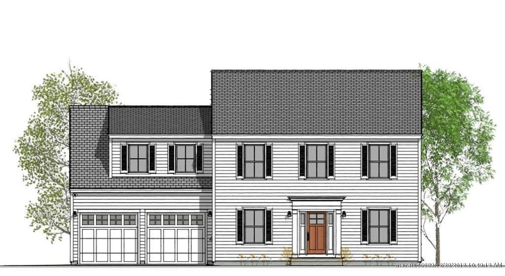 Photo for TBD Lot 40, Bowmore Lane, Yarmouth, ME 04096 (MLS # 1401216)