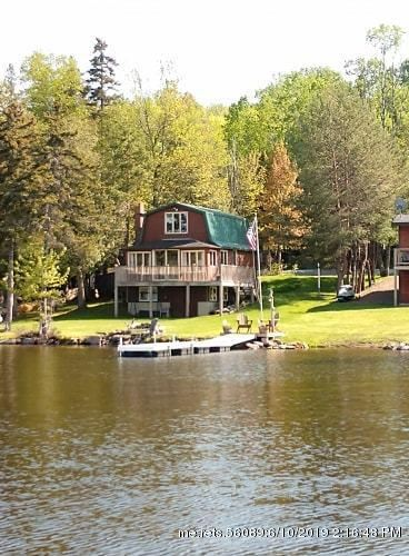 Photo for 178 Shore RD, Rangeley, ME 04970 (MLS # 1373455)