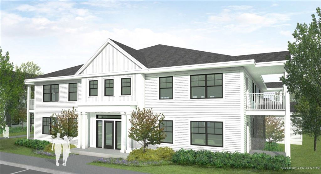 Photo for 35 Mill Commons Drive #121, Scarborough, ME 04074 (MLS # 1406478)