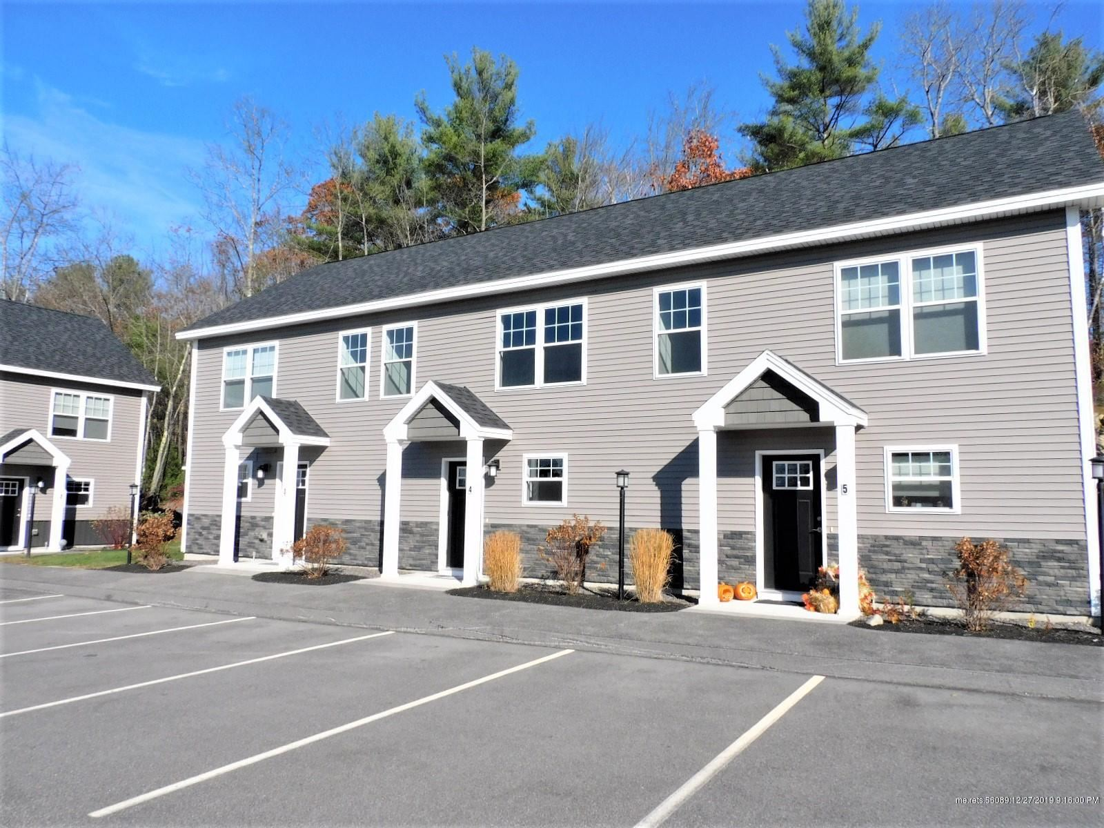 Photo for 499 Cumberland Street #4, Westbrook, ME 04092 (MLS # 1430506)