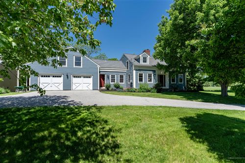 Photo of 110 Field Road, Falmouth, ME 04105 (MLS # 1433629)