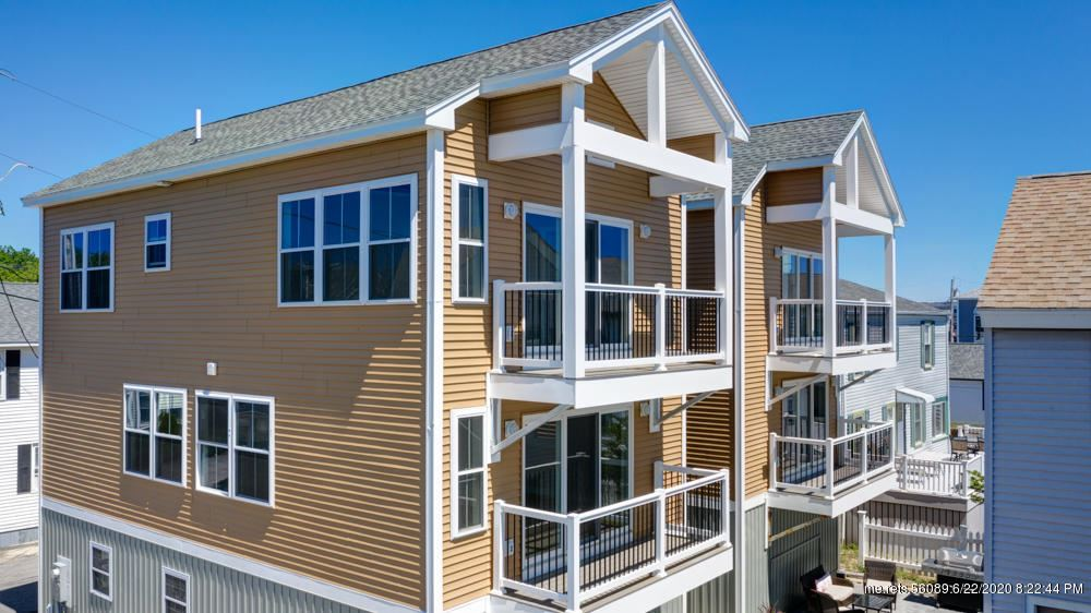 Photo for 2 Puffin Street #1, Old Orchard Beach, ME 04064 (MLS # 1364685)