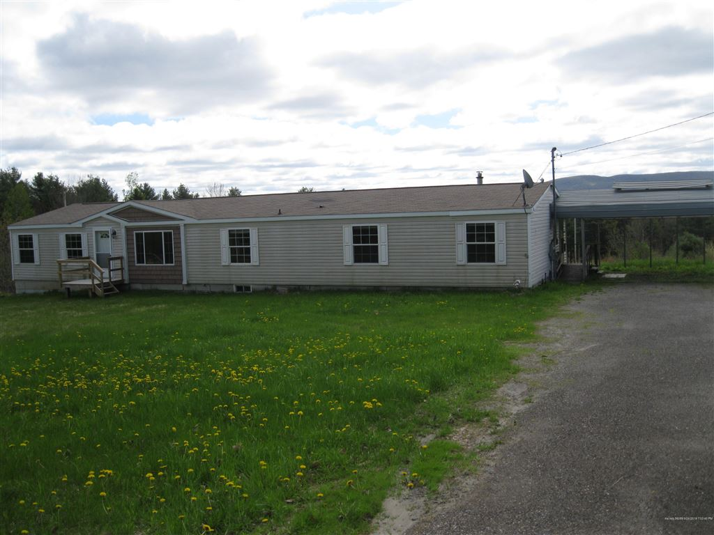 Photo for 150 Troy Center Road, Dixmont, ME 04932 (MLS # 1406905)