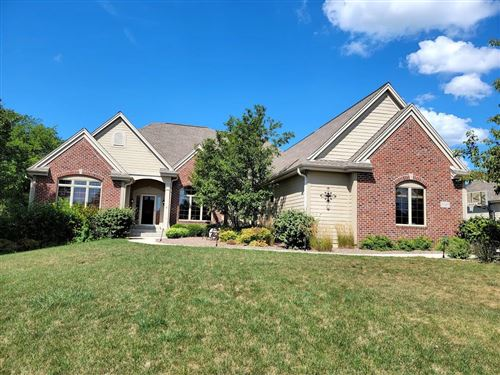 Photo of 6145 S Conservancy Dr, New Berlin, WI 53151 (MLS # 1755870)