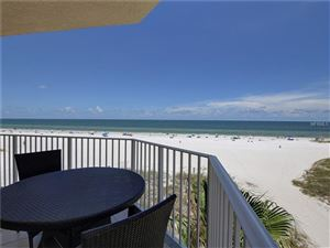Photo of 15 SOMERSET ST #4-A, CLEARWATER BEACH, FL 33767 (MLS # U7839049)