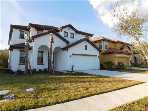 Photo of 2606 TRANQUILITY WAY, KISSIMMEE, FL 34746 (MLS # S5028141)