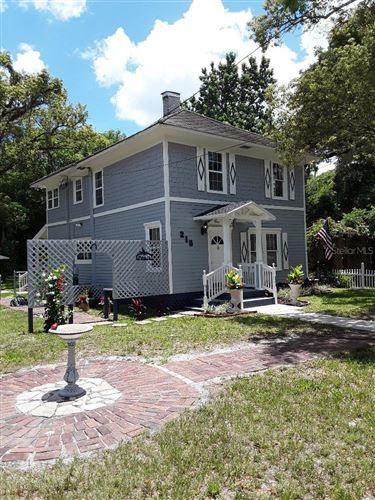 Photo of 215 N ORANGE AVENUE, DELAND, FL 32720 (MLS # O5950415)