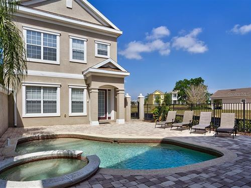 Photo of 7545 EXCITEMENT DRIVE, REUNION, FL 34747 (MLS # O5834458)