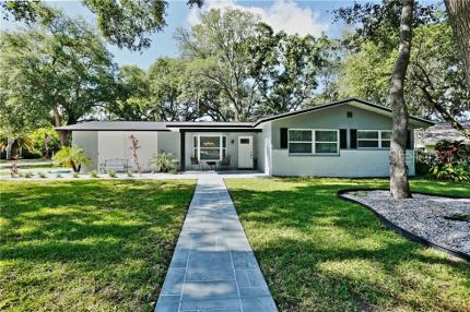 Photo for 1021 OAK CIRCLE, PALM HARBOR, FL 34683 (MLS # T3178641)
