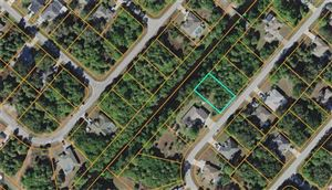 Photo of Lot 36 LAGOON TERRACE, NORTH PORT, FL 34286 (MLS # C7420709)