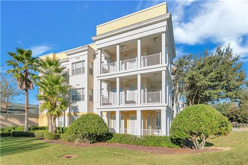 Photo of 7509 MOURNING DOVE CIRCLE #302, REUNION, FL 34747 (MLS # S5043837)