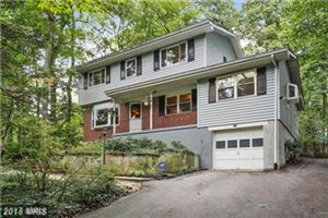 Photo of 100 MAPLE DR, ANNAPOLIS, MD 21403 (MLS # AA10131020)
