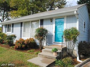 Photo of 4 THORN CT, ANNAPOLIS, MD 21403 (MLS # AA10097156)