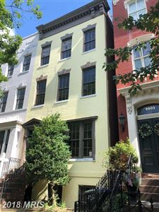 Photo of 2905 P ST NW, WASHINGTON, DC 20007 (MLS # DC10287158)