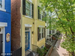 Photo of 3318 RESERVOIR RD NW, WASHINGTON, DC 20007 (MLS # DC10229168)