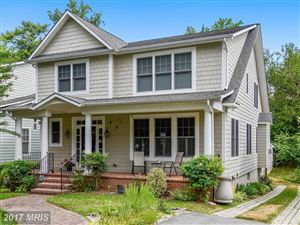 Photo of 718 SPRINGDALE AVE, ANNAPOLIS, MD 21403 (MLS # AA9982233)