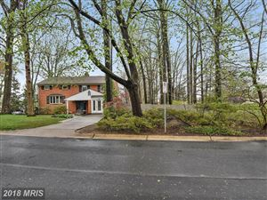 Photo of 8201 BRYANT DR, BETHESDA, MD 20817 (MLS # MC10222246)