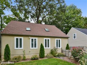 Photo of 3355 ARUNDEL ON THE BAY RD, ANNAPOLIS, MD 21403 (MLS # AA10056254)