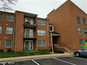 Photo of 500 CHAPEL CT #321, WALKERSVILLE, MD 21793 (MLS # FR9908279)