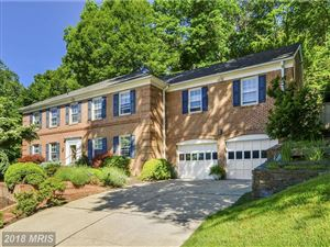 Photo of 7008 MASTERS DR, ROCKVILLE, MD 20854 (MLS # MC10160297)