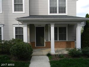 Photo of 2039 ASTILBE WAY, ODENTON, MD 21113 (MLS # AA10053347)