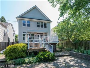 Photo of 414 JEFFERSON ST, ANNAPOLIS, MD 21403 (MLS # AA10127357)