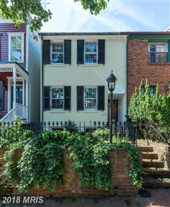 Photo of 2710 O ST NW, WASHINGTON, DC 20007 (MLS # DC10282402)