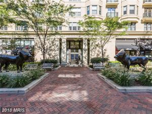 Photo of 7710 WOODMONT AVE #613, BETHESDA, MD 20814 (MLS # MC10313451)