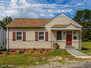Photo of 313 COLONIAL AVE, FREDERICKSBURG, VA 22405 (MLS # ST10059461)