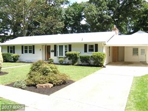 Photo of 711 COTTONWOOD DR, SEVERNA PARK, MD 21146 (MLS # AA10033535)