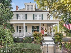 Photo of 37 FRANKLIN ST, ANNAPOLIS, MD 21401 (MLS # AA10080634)