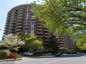 Photo of 4620 PARK AVE #1101W, CHEVY CHASE, MD 20815 (MLS # MC10200638)