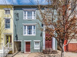 Photo of 127 CHURCH ST, FREDERICK, MD 21701 (MLS # FR10200648)