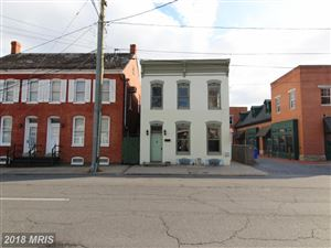Photo of 8 4TH ST W, FREDERICK, MD 21701 (MLS # FR10179678)