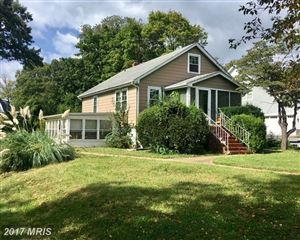 Photo of 411 MONTEREY AVE, ANNAPOLIS, MD 21401 (MLS # AA10061717)