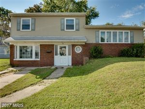 Photo of 707 BAYLOR RD, GLEN BURNIE, MD 21061 (MLS # AA10058722)