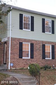 Photo of 1820 ORIOLE CT, SEVERN, MD 21144 (MLS # AA10106790)