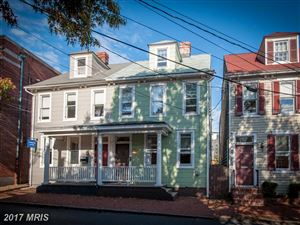 Photo of 202 DUKE OF GLOUCESTER ST, ANNAPOLIS, MD 21401 (MLS # AA10093870)