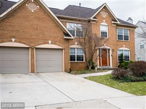 Photo of 7019 ALLINGTON MANOR CIR E, FREDERICK, MD 21703 (MLS # FR10168934)