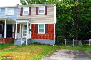 Photo of 5805 CHOCTAW DR, OXON HILL, MD 20745 (MLS # PG9986936)