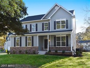 Photo of 701 MOUNT ALBAN DR, ANNAPOLIS, MD 21409 (MLS # AA10107980)