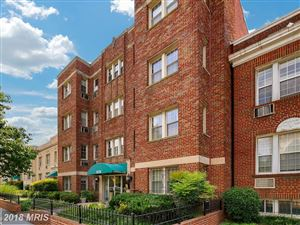 Photo of 3028 WISCONSIN AVE NW #202, WASHINGTON, DC 20016 (MLS # DC10275996)
