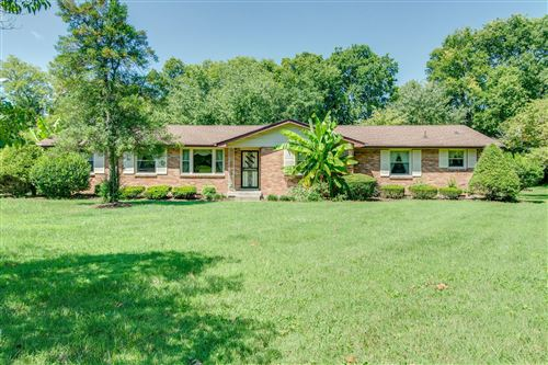 Photo of 533 Lemont Drive, Nashville, TN 37216 (MLS # 2072583)
