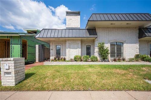 Photo of 5801 Orchid Lane, Dallas, TX 75230 (MLS # 14692195)