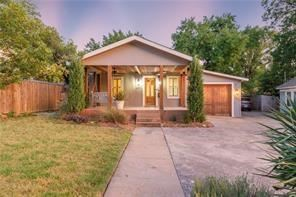 Photo for 3813 W 6th Street, Fort Worth, TX 76107 (MLS # 14224201)