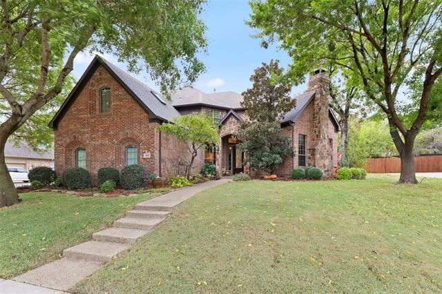 Photo for 3809 Sonoma Bend, Flower Mound, TX 75022 (MLS # 14221264)